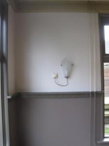 DV Midwolde Theehuis nieuw verfje op je muur