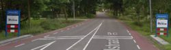 Midwolde uw Snelheid vanuit Leek-A7-Tolbert 50km per uur