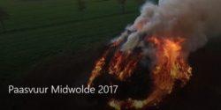 Paasvuur midwolde 2017